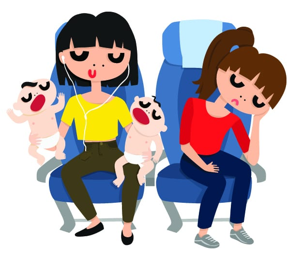 """How Inclusive Is Your Business? Take the """"Airplane Seat Exercise"""" to Find Out"""